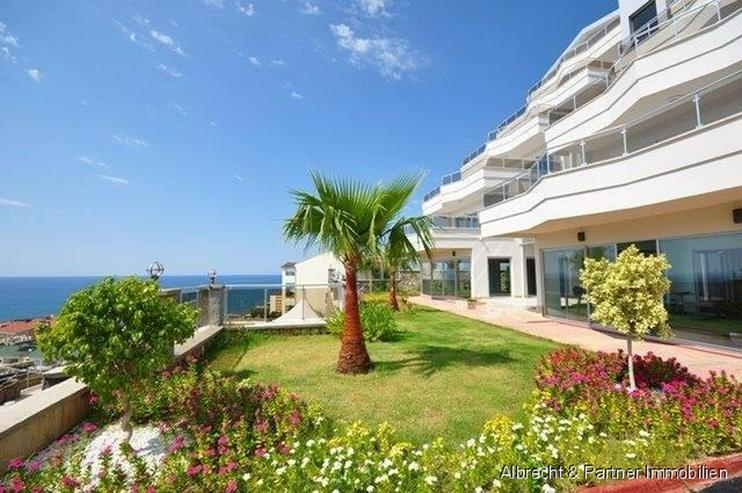 Luxus Meerblick Wohnung in Alanya - Wohnung kaufen - Bild 1