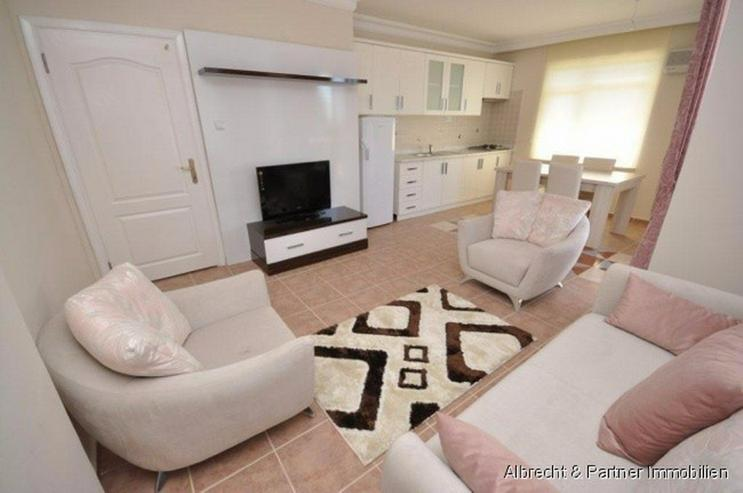 Bild 4: Meerblick Wohnungen in Alanya Kestel direkt am Strand günstig zu verkaufen!