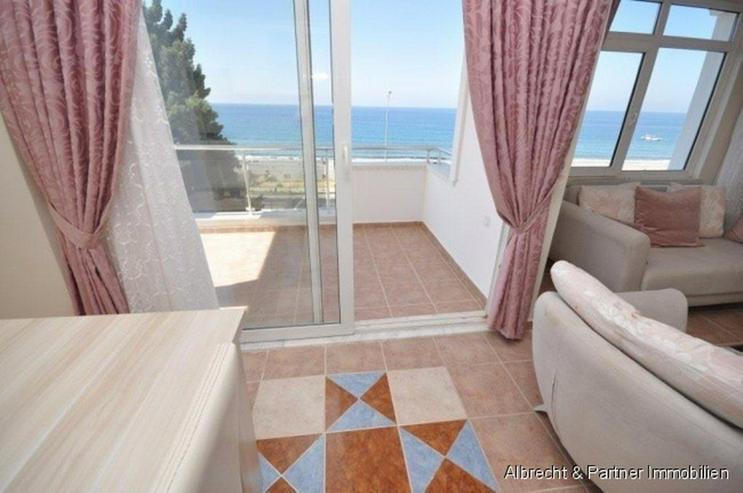 Bild 6: Meerblick Wohnungen in Alanya Kestel direkt am Strand günstig zu verkaufen!