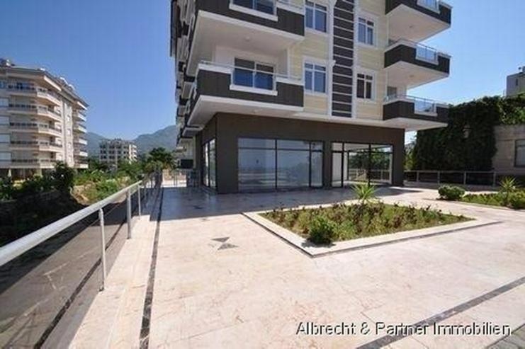 Bild 2: Meerblick Wohnungen in Alanya Kestel direkt am Strand günstig zu verkaufen!