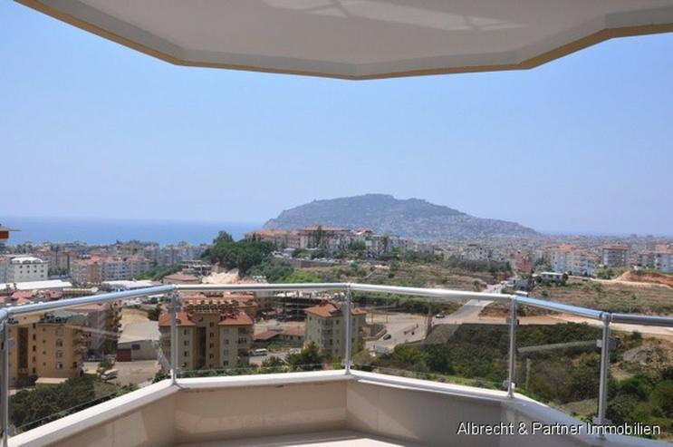 Bild 16: Meerblick Wohnungen in Cikcilli - Alanya in Zentraler Lage