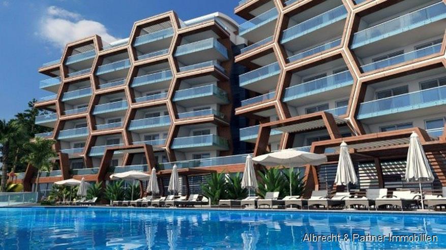 Bild 5: 5* Komplex direkt am Strand mit Meerblick Wohnungen in Kargicak-Alanya