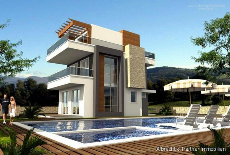 Bild 3: NEUBAU Villen Komplex in Konakli - Alanya | Nur 250m vom Strand entfernt!
