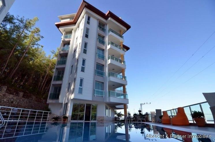 Luxus Immobilie in Kargicak Alanya: Eine ausgezeichnete Wahl! - Wohnung kaufen - Bild 1