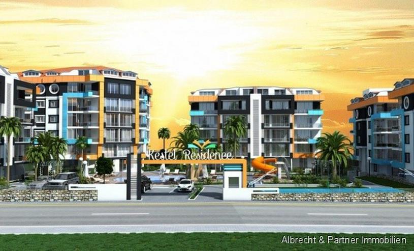 Bild 6: Die Zukunft in Alanya - Die Beste Anlage in KESTEL - ALANYA