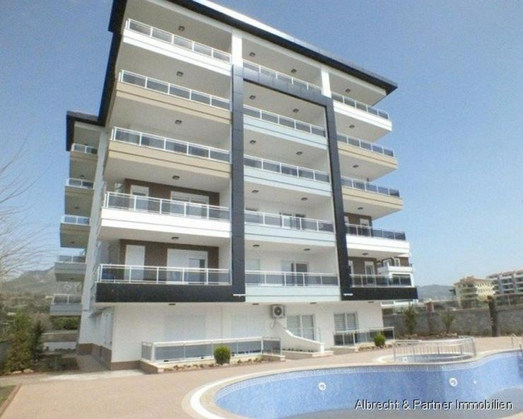 Wohnungen in Kestel Alanya - Moderne NEUBAU - Anlage direkt am Strand! - Wohnung kaufen - Bild 1