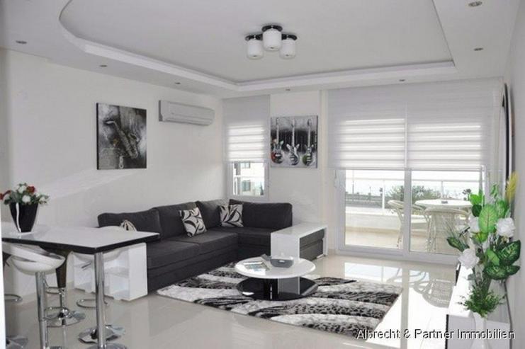 Bild 6: Wohnungen in Kestel Alanya - Moderne NEUBAU - Anlage direkt am Strand!