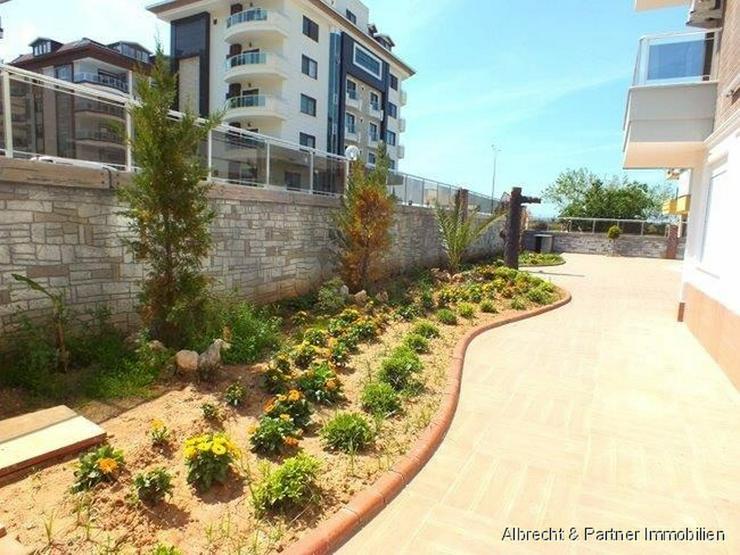 Bild 4: Wohnungen in Kestel Alanya - Moderne NEUBAU - Anlage direkt am Strand!