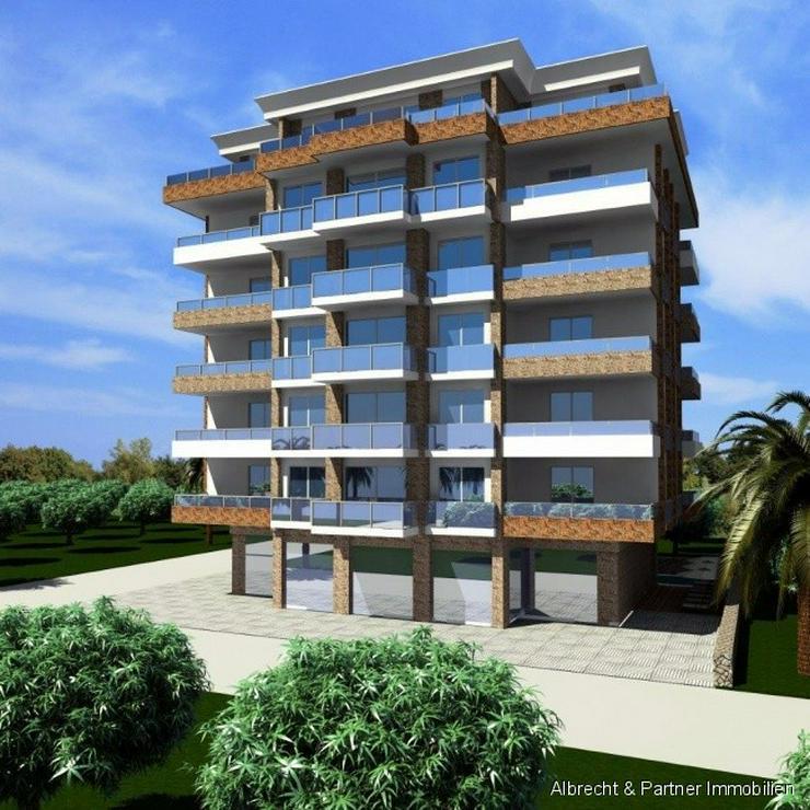 Neubau in Alanya - kleine, durchdachte Luxus-Apartments - Wohnung kaufen - Bild 1