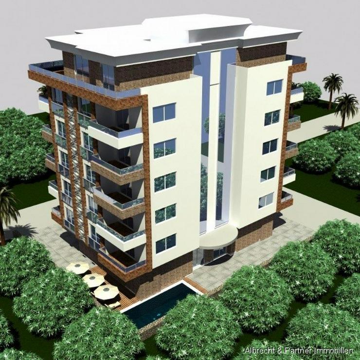Bild 2: Neubau in Alanya - kleine, durchdachte Luxus-Apartments
