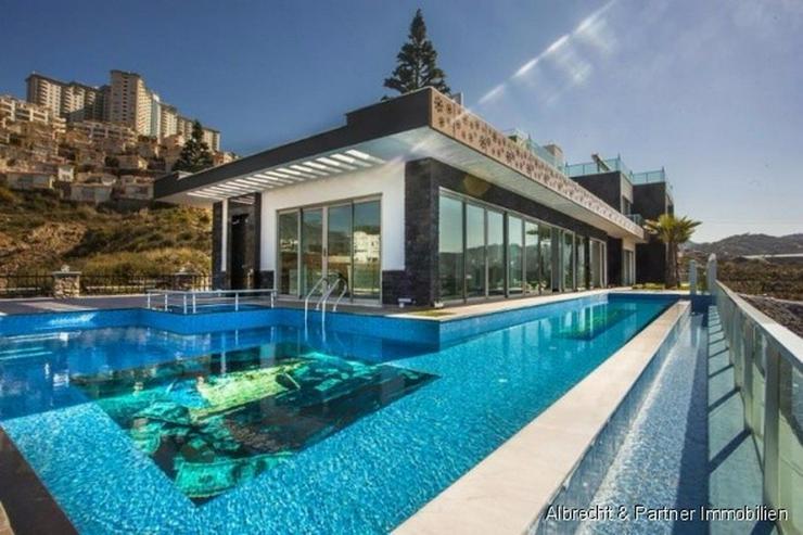 Villa für Kenner... Unglaubiches Anwesen in Alanya!! - Haus kaufen - Bild 1