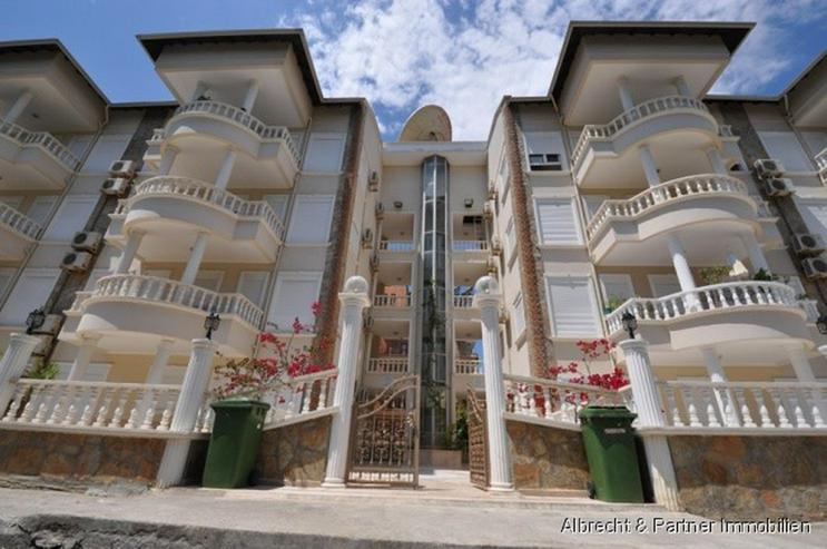 Wohnen am berühmten Kleopatra-Strand - Ein Traum am Mittelmeer - Wohnung kaufen - Bild 1