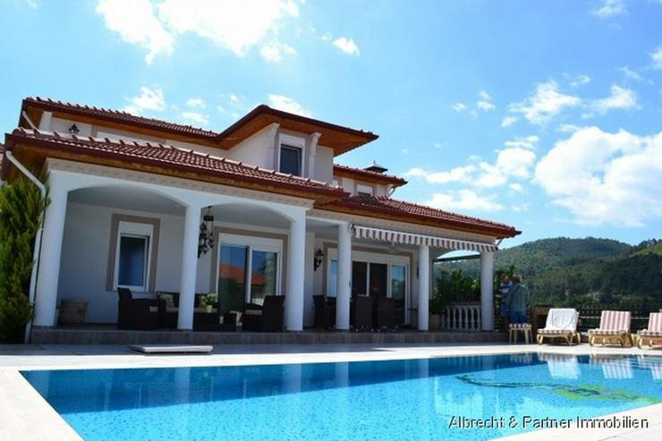 Villa zum Verkauf in Alanya - Wohnqualität auf höchstem Niveau - Haus kaufen - Bild 1