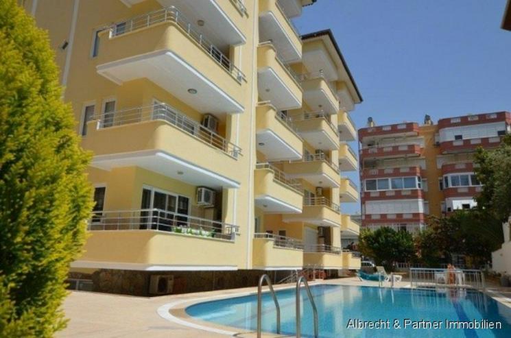Wohnung in Oba-Alanya zum Verkauf - Ideal für Singles oder Paare! - Wohnung kaufen - Bild 1