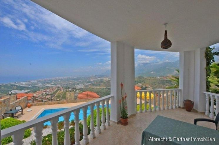 Bild 6: Schöne Villa in Kargicak-Alanya - großartige Lage, fantastischer Ausblick!