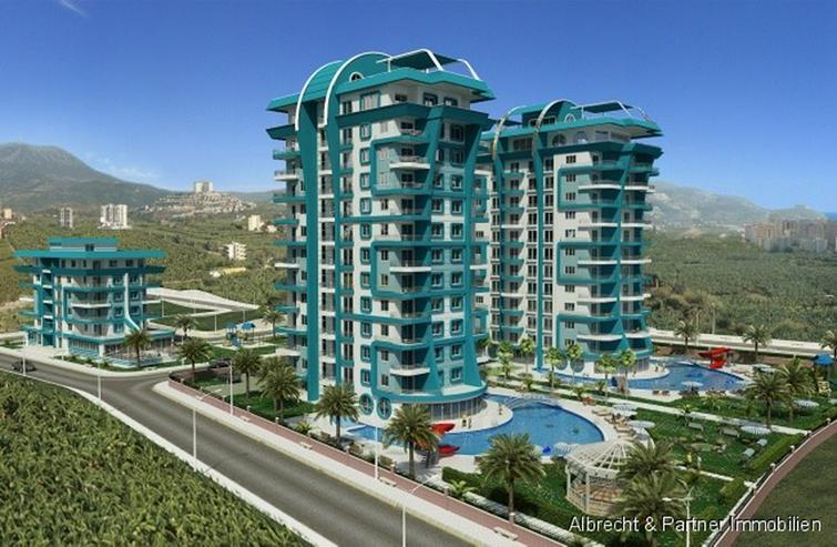 Bild 3: Luxus Wohnungen in Mahmutlar-Alanya - Einziehen und bequem abzahlen!!