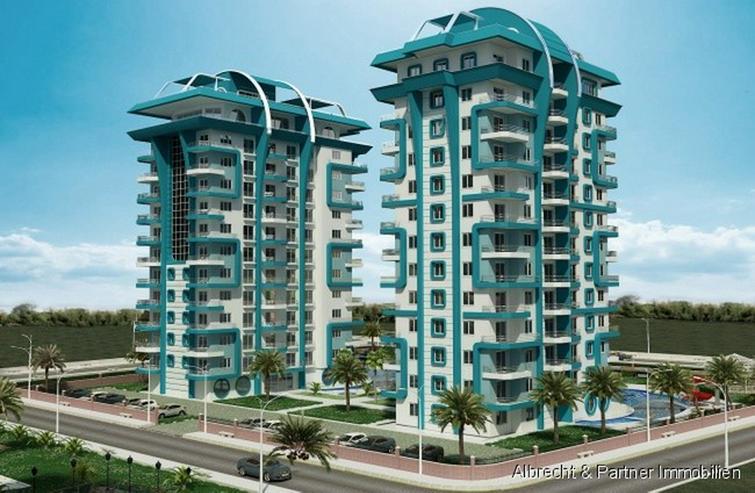 Bild 12: Luxus Wohnungen in Mahmutlar-Alanya - Einziehen und bequem abzahlen!!