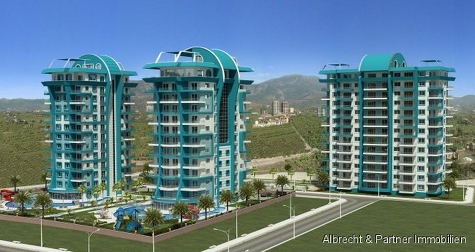 Bild 5: Luxus Wohnungen in Mahmutlar-Alanya - Einziehen und bequem abzahlen!!
