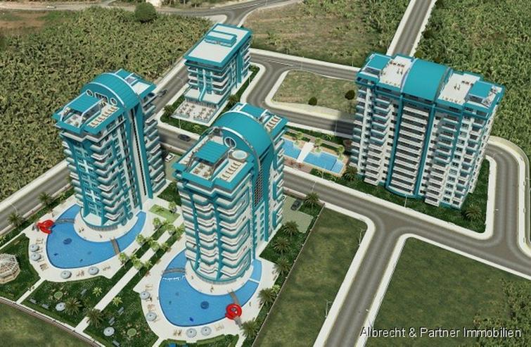 Luxus Wohnungen in Mahmutlar-Alanya - Einziehen und bequem abzahlen!! - Wohnung kaufen - Bild 1