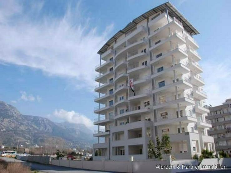 Schöne, teilmöblierte 3-Zimmerwohnung in mahmutlar-Alanya! - Wohnung kaufen - Bild 1