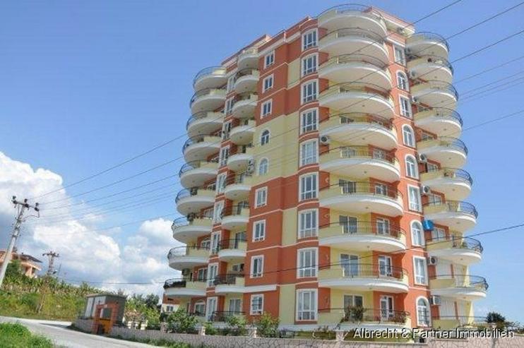 3-Zimmer-Wohnung in Mahmutlar-Alanya, komplett möbliert!!! - Wohnung kaufen - Bild 1