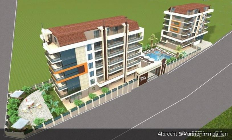Bild 2: Luxuriöse Apartments direkt am Meer in Kestel-Alanya