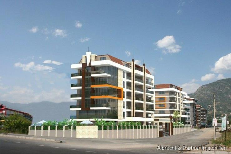 Bild 3: Luxuriöse Apartments direkt am Meer in Kestel-Alanya