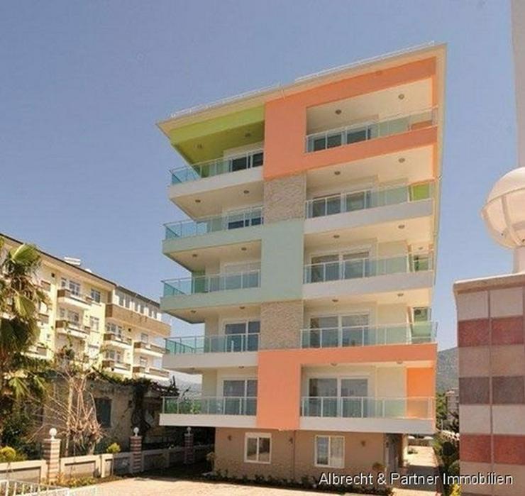 2 Zimmer - Wohnung direkt am Strand von Kestel - Alanya - Wohnung kaufen - Bild 1