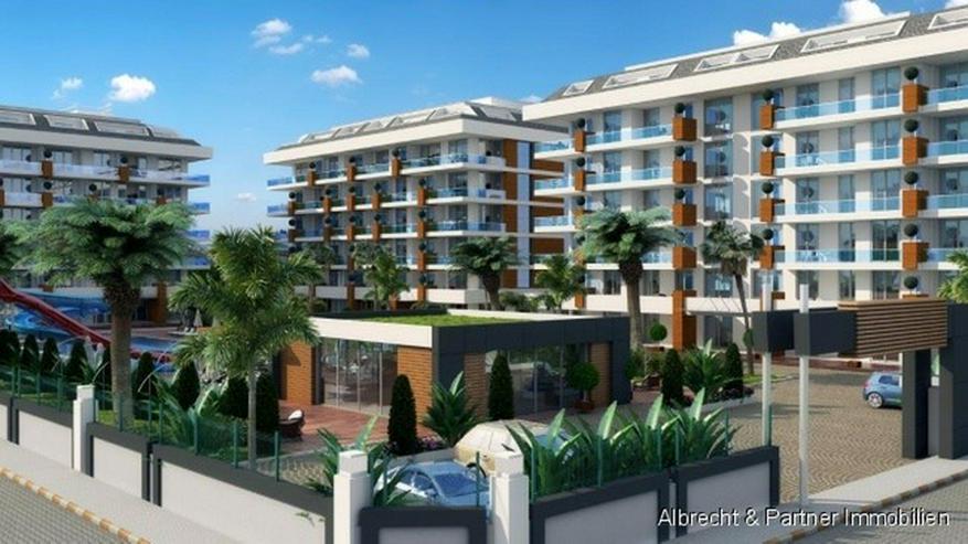 Gehobene Eigentumswohnung in Alanya - Erstklassige Wohnanlage - Wohnung kaufen - Bild 1