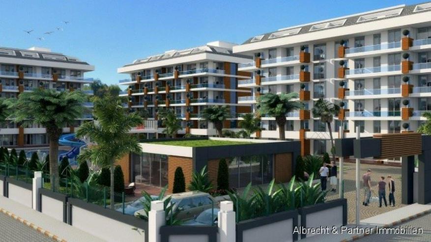 Bild 4: Gehobene Eigentumswohnung in Alanya - Erstklassige Wohnanlage