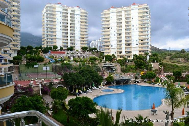 4 Zimmer-Wohnung in Alanya - geräumig und luxuriös - Wohnung kaufen - Bild 1