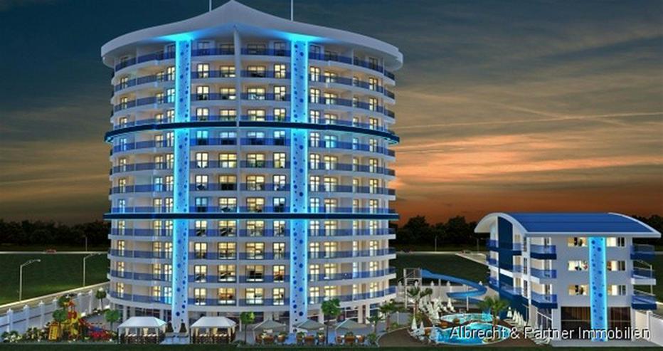 NEUES BAUVORHABEN zu Einstiegspreisen in Strandnähe von Mahmutlar-Alanya - Wohnung kaufen - Bild 1