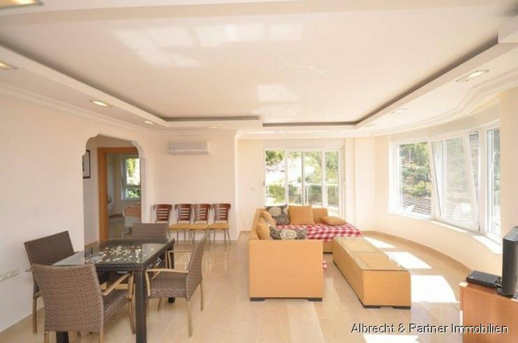 Bild 6: 3 Zimmer Meerblick Wohnung in Tepe - Alanya