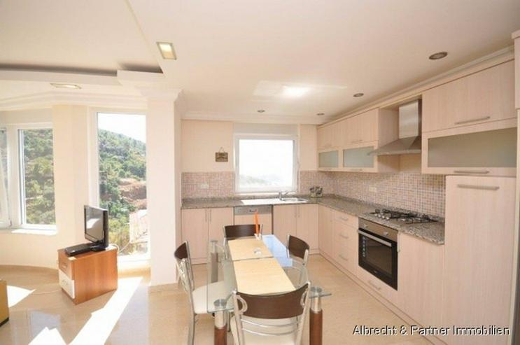 Bild 2: 3 Zimmer Meerblick Wohnung in Tepe - Alanya