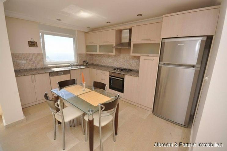 Bild 3: 3 Zimmer Meerblick Wohnung in Tepe - Alanya
