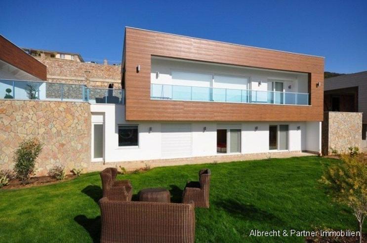 Attraktive Meerblick - Einfamilienhäuser in ALANYA-KARGICAK!! - Haus kaufen - Bild 1