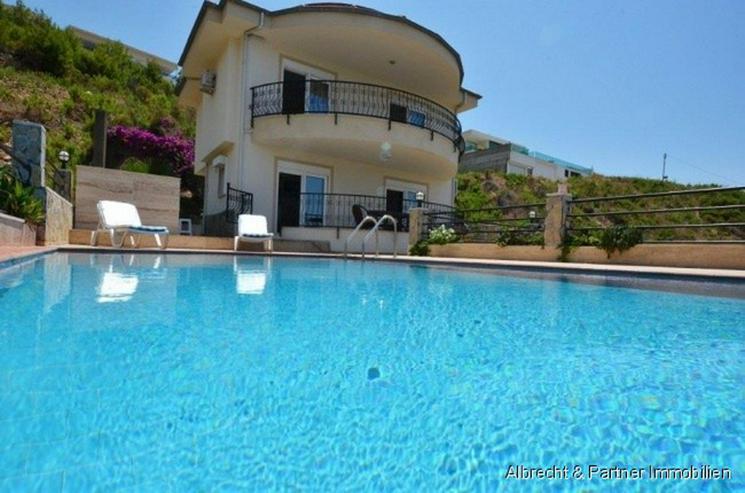 Spektakulärer Wohngenuss pur. Top Wohnungen/Häuser/Villen in Alanya-Türkei!! - Haus kaufen - Bild 1