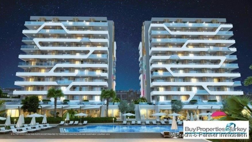 Bild 3: NEUBAU PROJEKT in AVSALLAR - Moderne Luxus Meerblick Wohnungen zu verkaufen! Langfristiger...