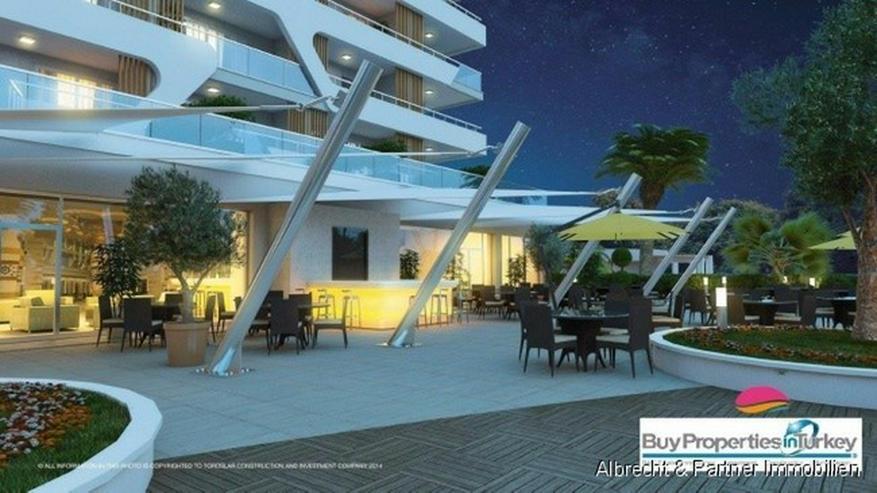 Bild 6: NEUBAU PROJEKT in AVSALLAR - Moderne Luxus Meerblick Wohnungen zu verkaufen! Langfristiger...