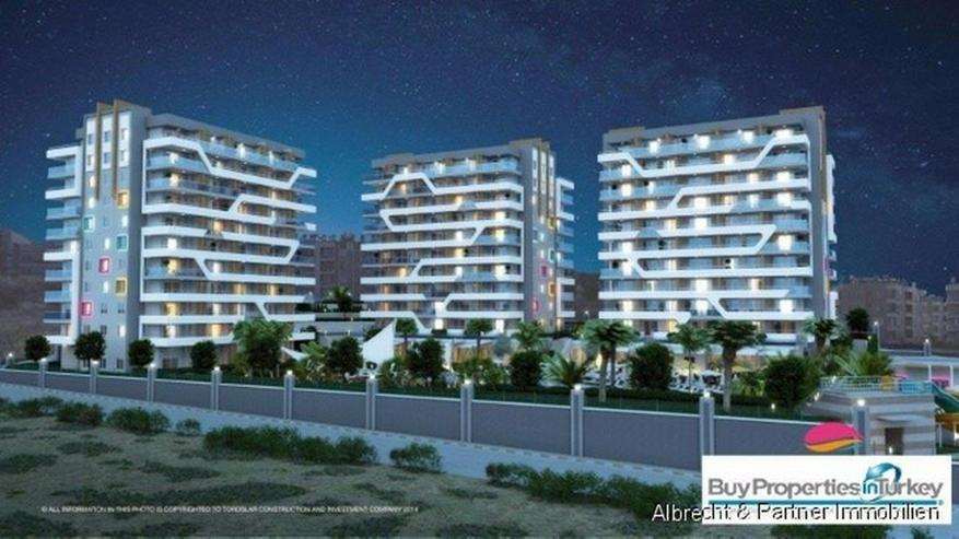 Bild 2: NEUBAU PROJEKT in AVSALLAR - Moderne Luxus Meerblick Wohnungen zu verkaufen! Langfristiger...