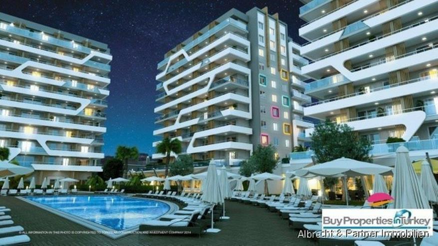 Bild 4: NEUBAU PROJEKT in AVSALLAR - Moderne Luxus Meerblick Wohnungen zu verkaufen! Langfristiger...