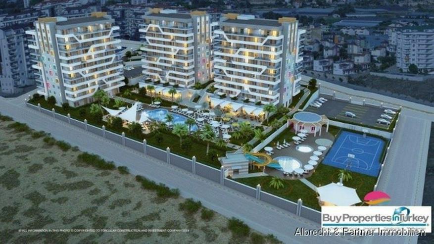 Bild 5: NEUBAU PROJEKT in AVSALLAR - Moderne Luxus Meerblick Wohnungen zu verkaufen! Langfristiger...