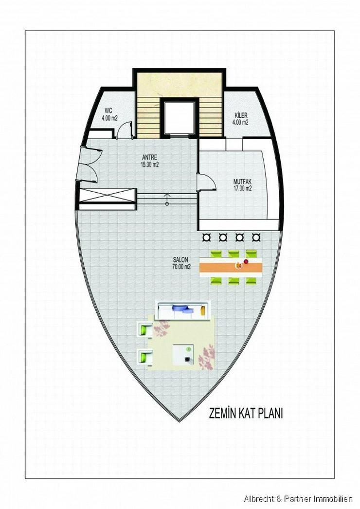 Bild 7: Moderne LUXUS Traumvilla in Kargicak - Alanya zu verkaufen