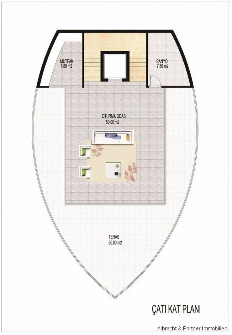 Bild 9: Moderne LUXUS Traumvilla in Kargicak - Alanya zu verkaufen