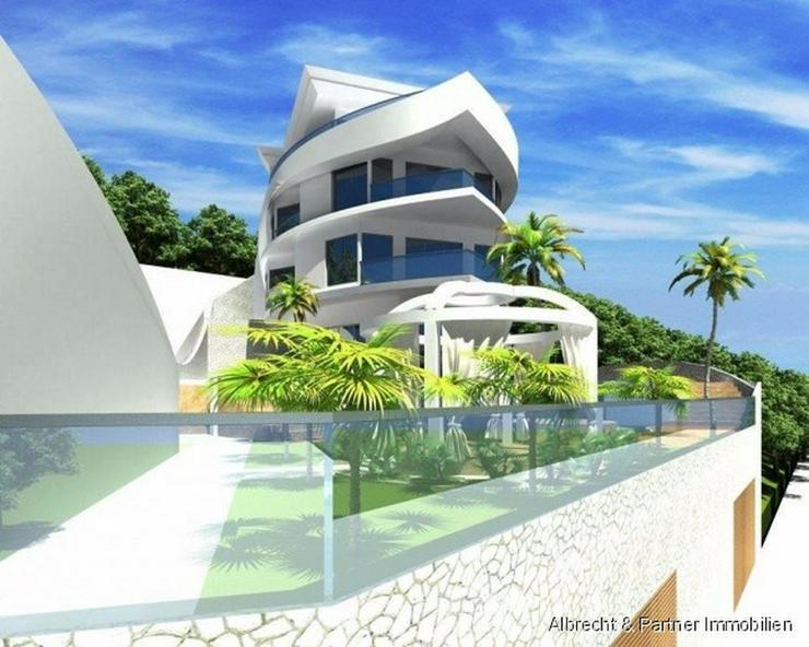 Moderne LUXUS Traumvilla in Kargicak - Alanya zu verkaufen - Haus kaufen - Bild 1