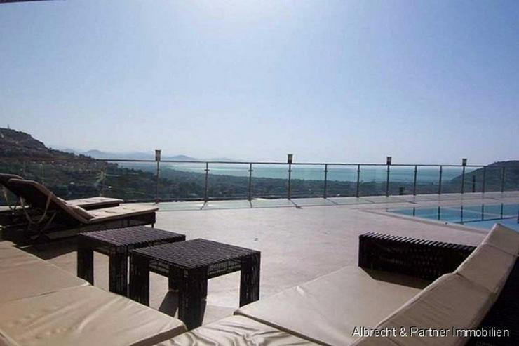 Bild 5: Freistehende Panorama Meerblick Luxus-Villa in Alanya