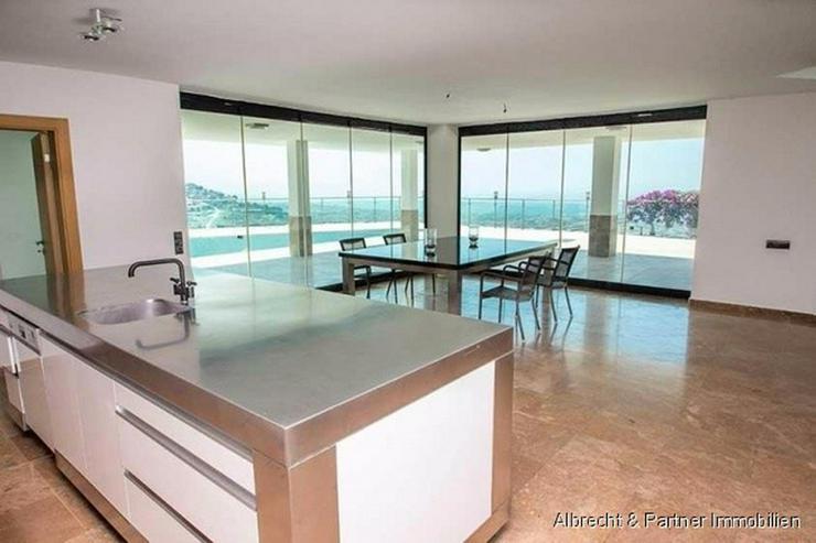 Bild 6: Freistehende Panorama Meerblick Luxus-Villa in Alanya