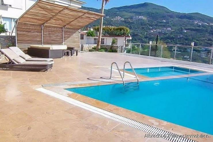 Bild 4: Freistehende Panorama Meerblick Luxus-Villa in Alanya