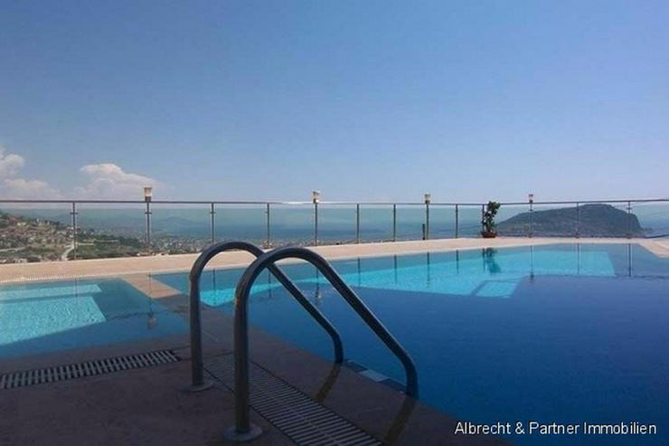 Bild 3: Freistehende Panorama Meerblick Luxus-Villa in Alanya