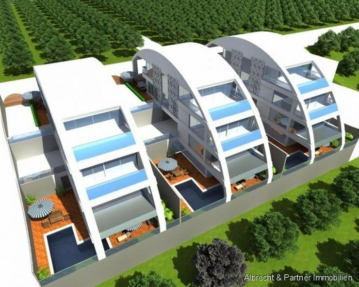 Bild 2: Freistehende Luxus Villen in Kargicak - Fantastische Meerblick Lage